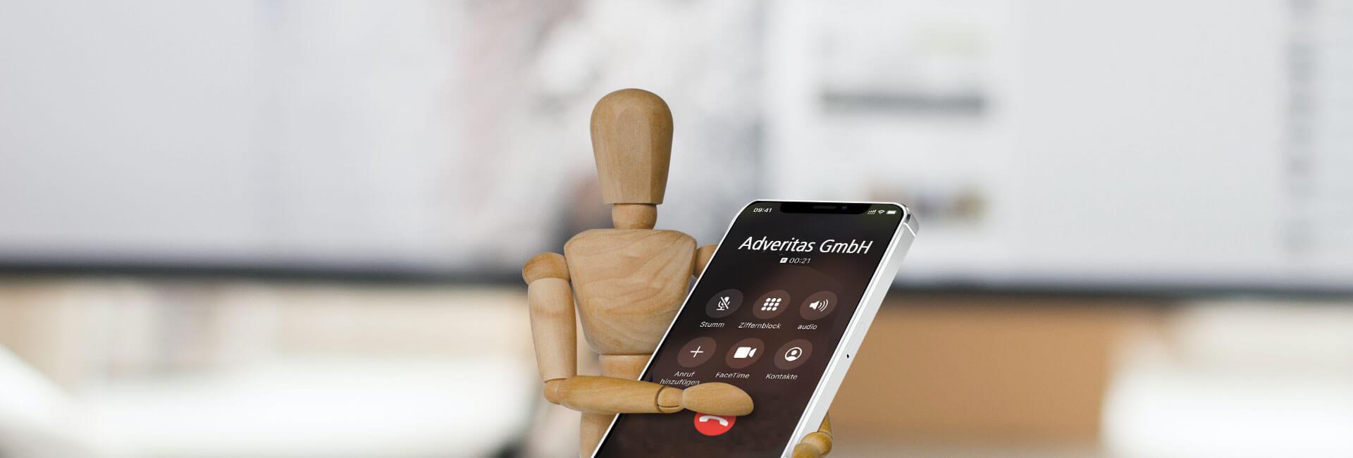 Werbeberatung Kontakt – Werbeagentur Adveritas® in Hamburg