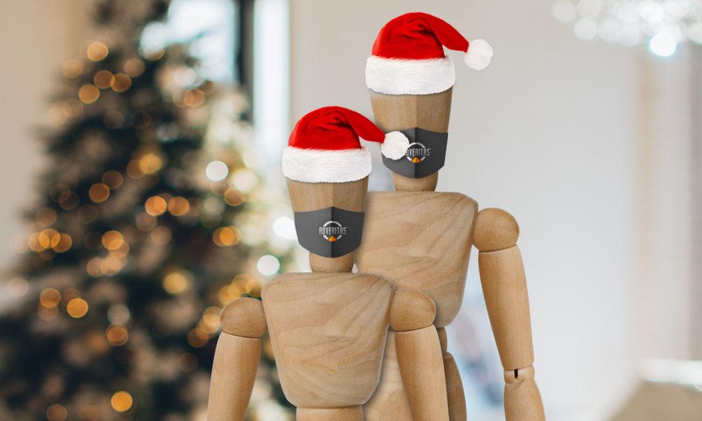 Weihnachten 2020 Adveritas® Werbeagentur in Hamburg